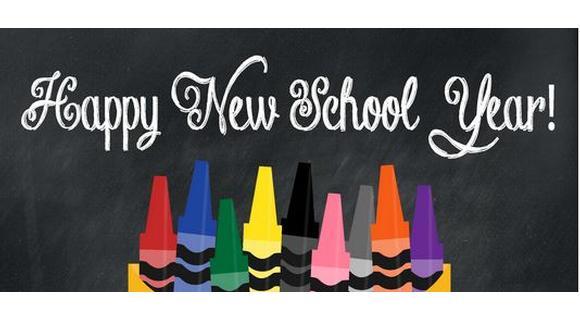 Nový školní rok!