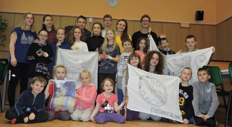 Jarní tábor s Klubáky: porazili jsme bílé chodce!