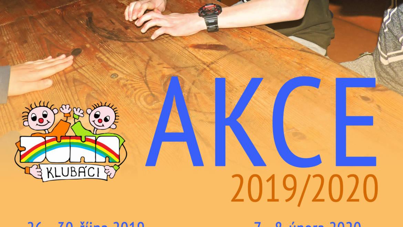 Akce pro školní rok 2019/2020