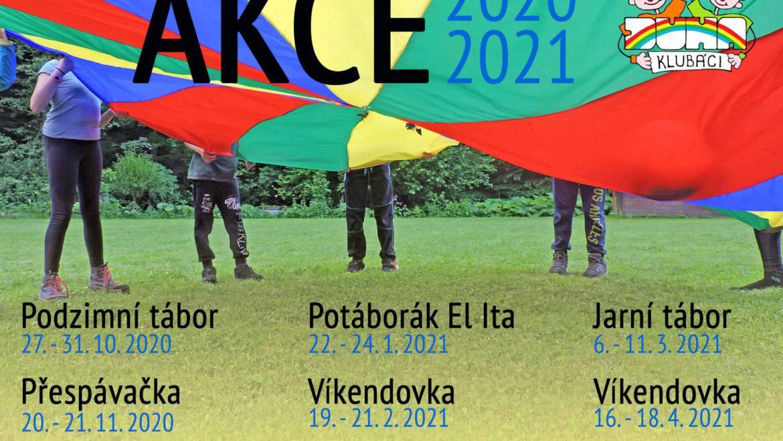 Plán akcí 2020/2021